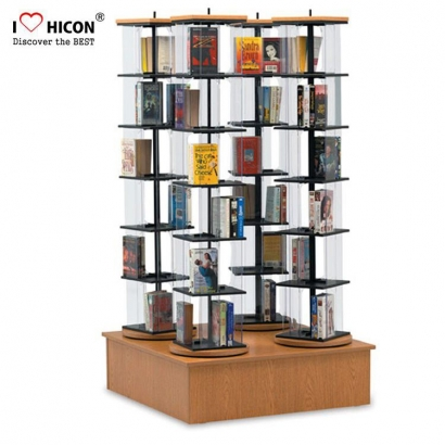 Bookstore Display Fixtures