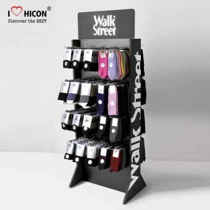 Socken Display Regal