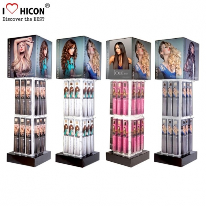 haarverlenging display stand