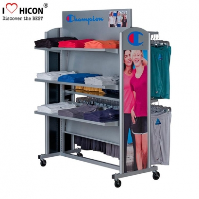 Clothing Display Hanger Rack