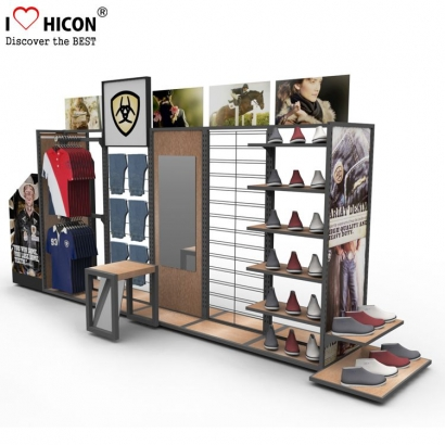 Clothing Collection Display Unit