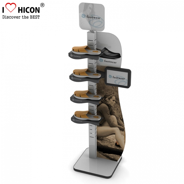 Creative Footwear Shop Display Ideas Custom Signage Footwear Display Stands
