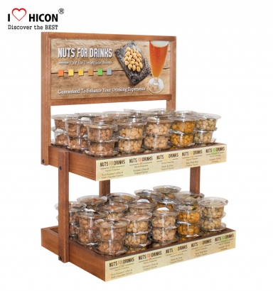 Food Display Retail