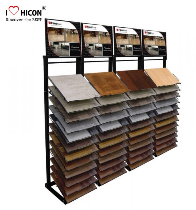 Stone Tile Sample Display Racks Manufacturers Custom Displays For Advertising