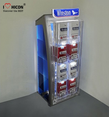Tobacco Display Cabinet