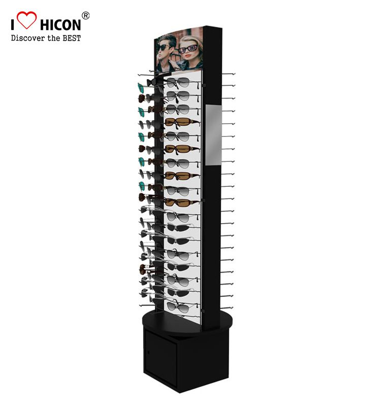 Custom Your Sunglasses Display Rack