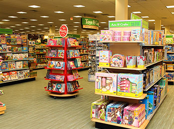 Toys Display Make Kids Have A Happy Childhood